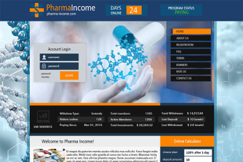 pharmaincome